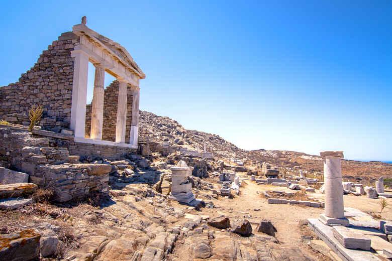 Heiligtum des Apollon Maleatas