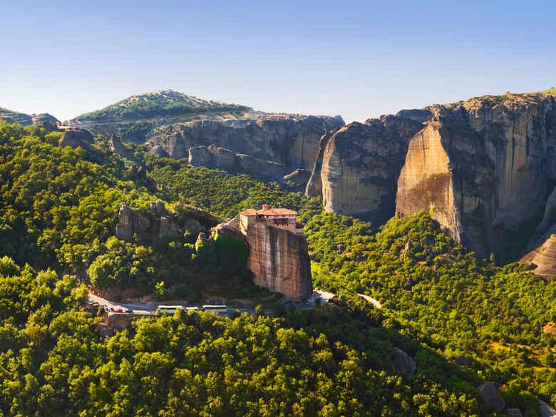 Meteora-Klöster in Griechenland