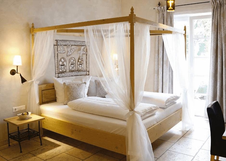 Themenhotel im Mittelalter-Stil