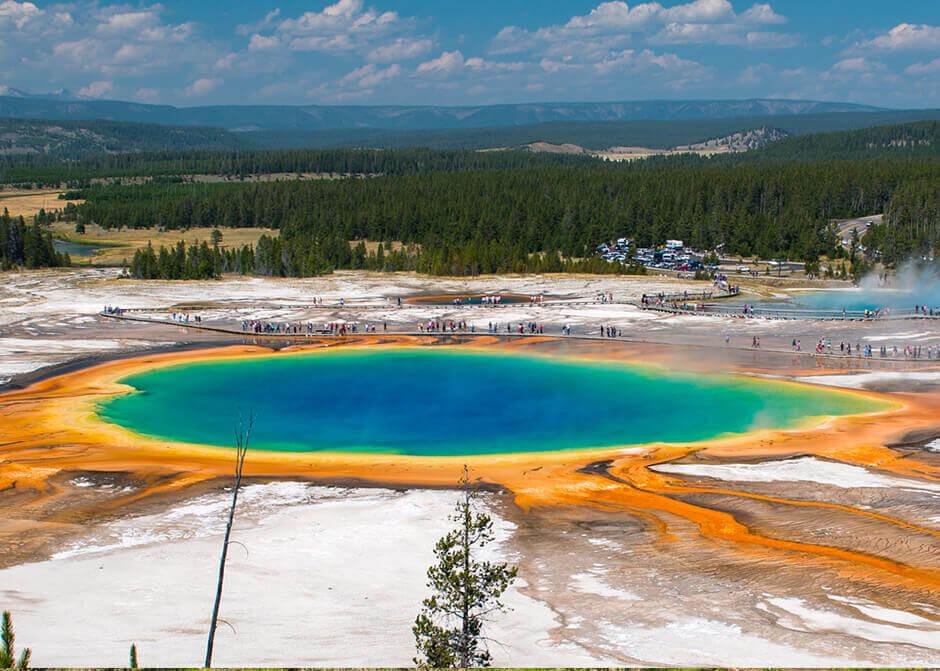 Yellowstone National P...