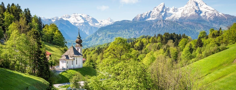 Maria Gern Kapelle in Berchtesgaden