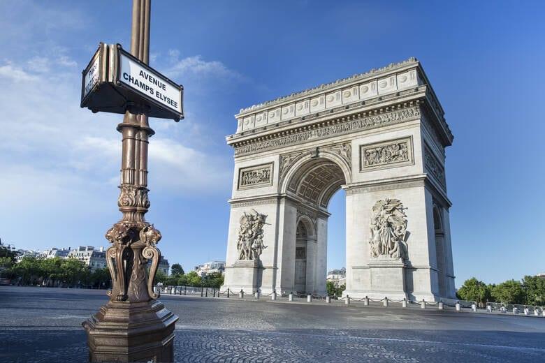 Champs Élysées – die berühmteste Straße von Paris