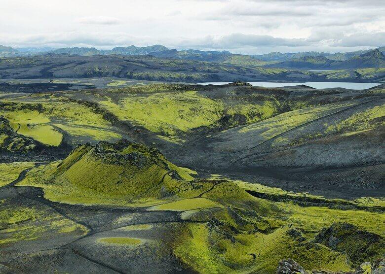 Vatnajökull Westen