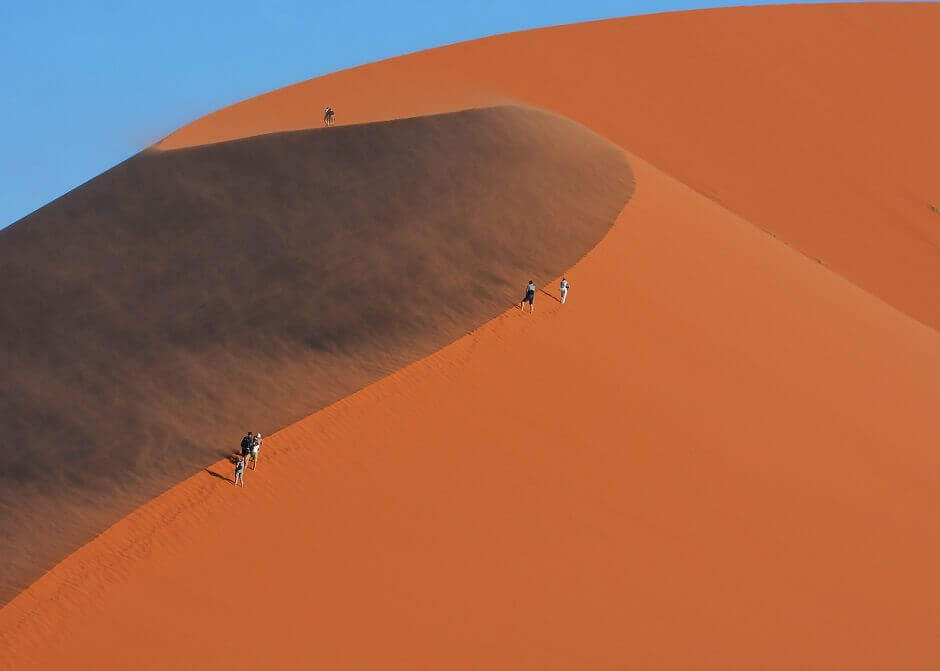 Namib Naukluft National Park in Namibia