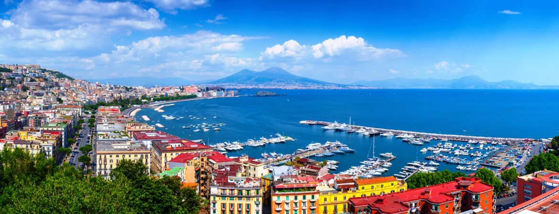 Neapel Panorama