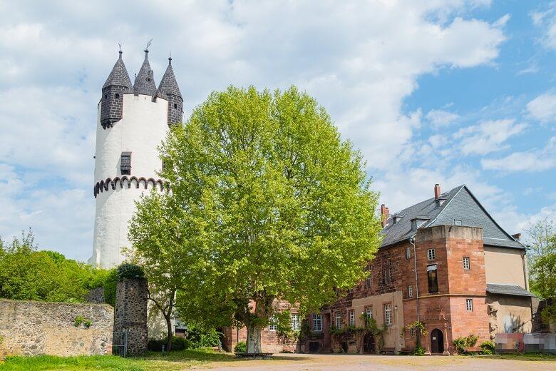 Schloss Steinheim und Museum in Hanau
