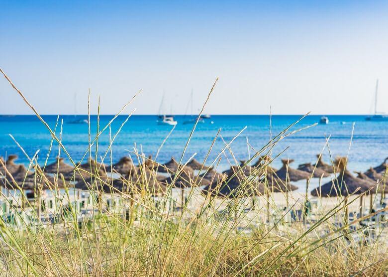 FKK-Strand auf Mallorca