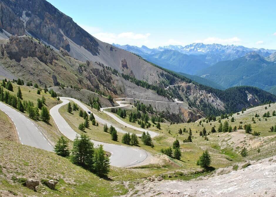 Straße zum Izoard