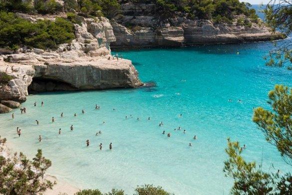 Strand auf Mallorca