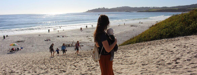 Kalifornien mit Kind