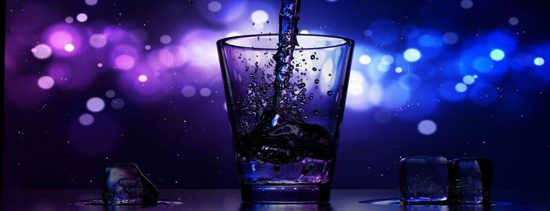 Getränk in einer Bar