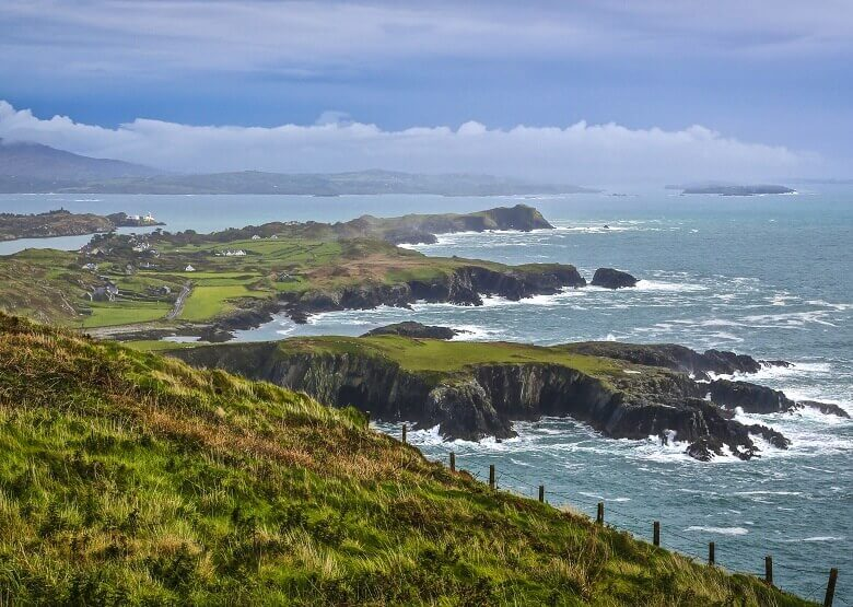Brow Head in Irland