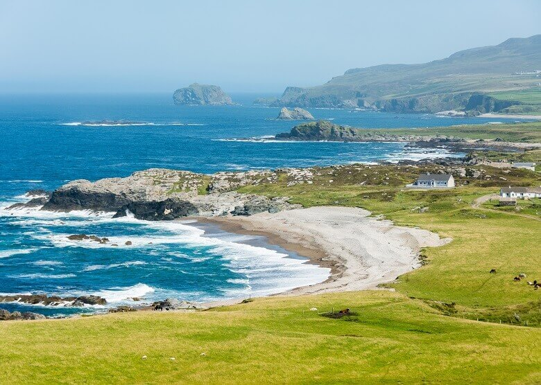 Malin Head am Wild Atlantic Way