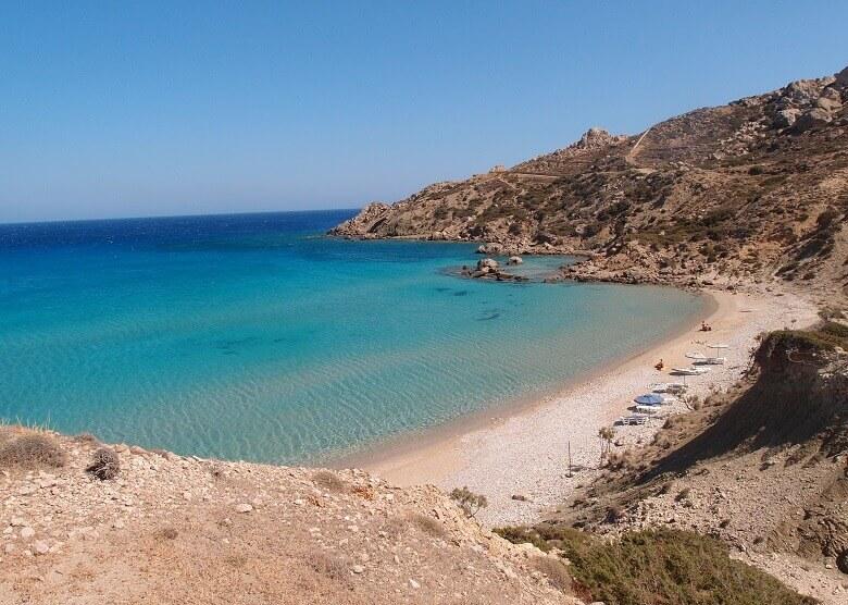 Bucht von Damatria