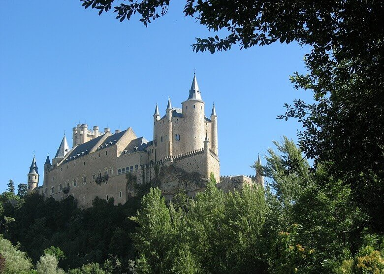 Alcázar von Segovia