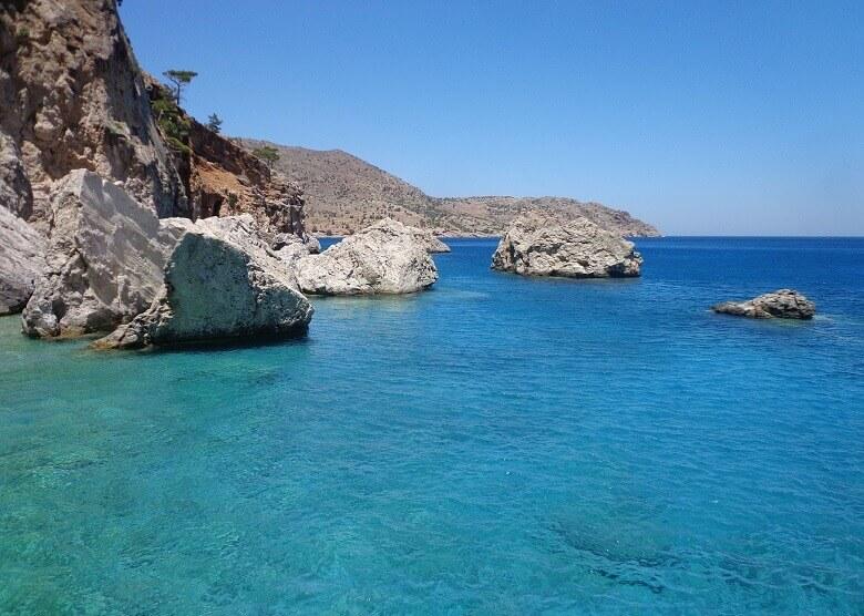Karpathos in Griechenland