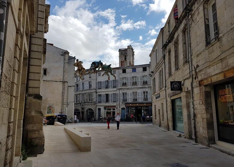 La Rochelle. Frankreich