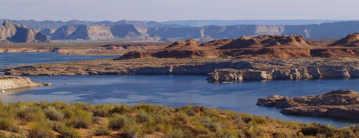 Lake Powell in den USA