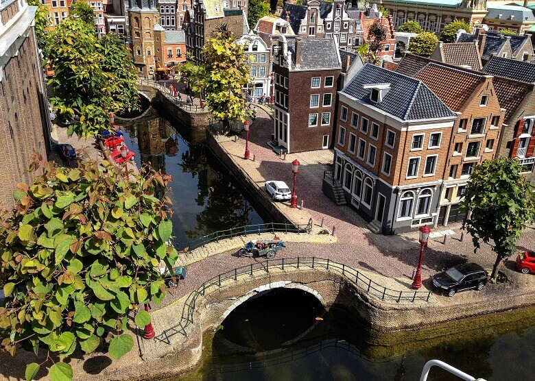 Madurodam, Holland
