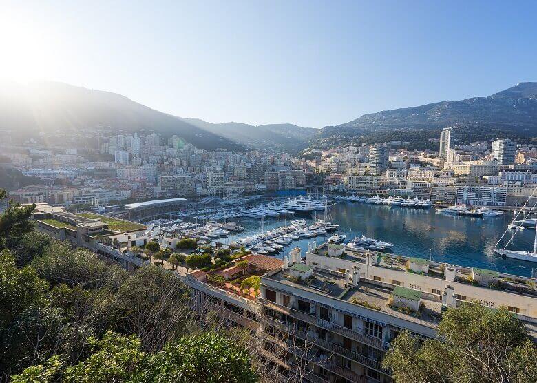 Monacos Hafen