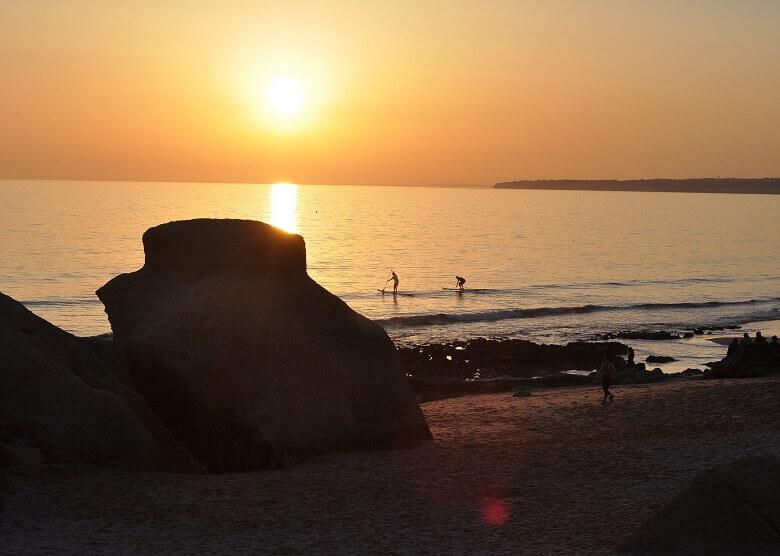 Praia do Galé