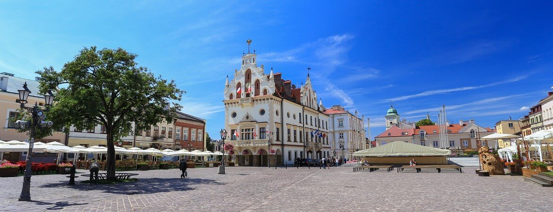 Rzeszow Marktplatz