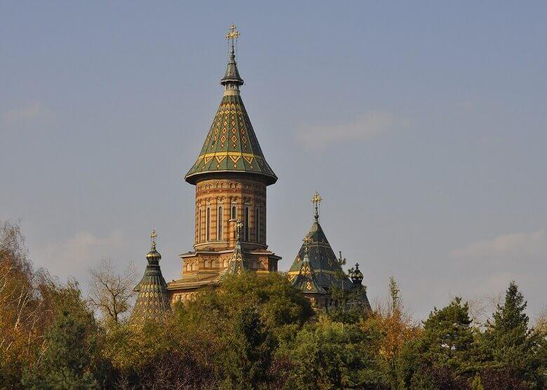 Orthodoxe Kathedrale, Timisoara