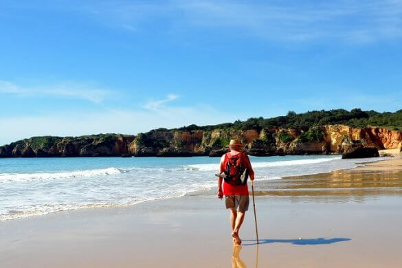 Wandern an der Algarve