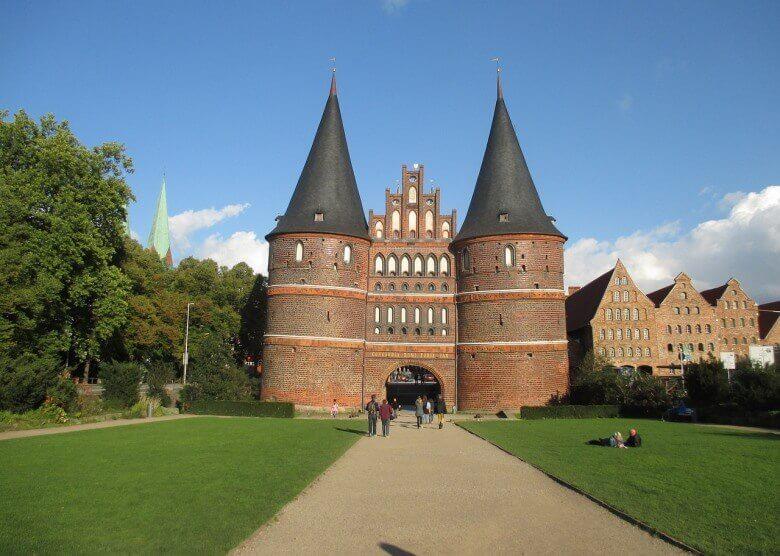 Die Lübecker Stadttore