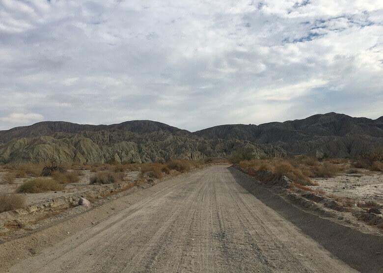 Painted Canyon Road, USA