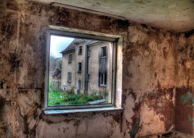 Lost Place in NRW: Die Arbeitersiedlungs Eisen und Schlägel