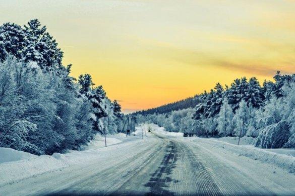 Die 7 coolsten Roadtrips im Januar
