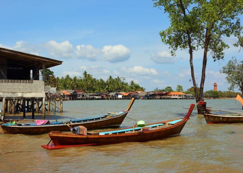 Old Town auf Ko Lanta