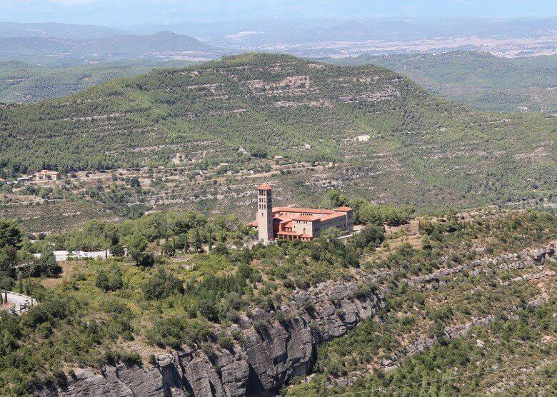 Ein Kloster in Katalonien