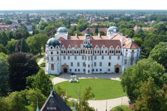 Sehenswürdigkeiten in Niedersachsen: Schloss Celle