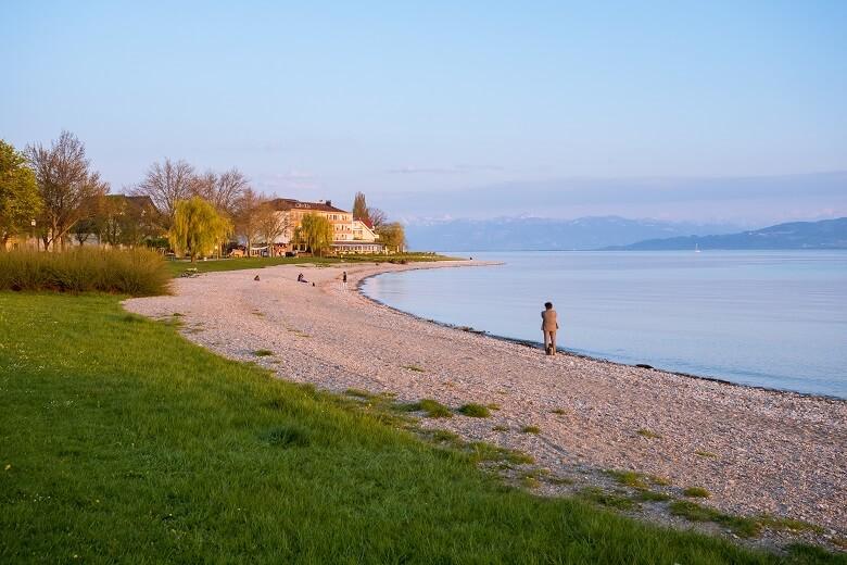 Das Sind Die Schonsten Strande Am Bodensee Reisewelt