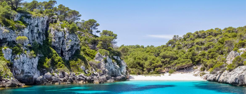 Insel Menorca Karte.Die 8 Schonsten Strande Aus Menorca Infos Anfahrt Tipps