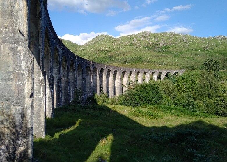 Beeindruckend: eine Wanderung zum Glenfinnan Viadukt