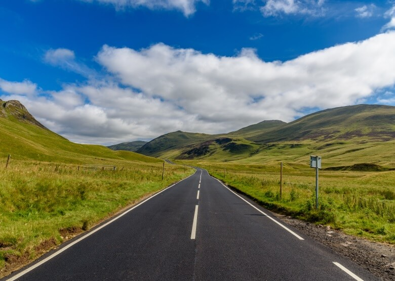 Roadtrips im April: Schottland