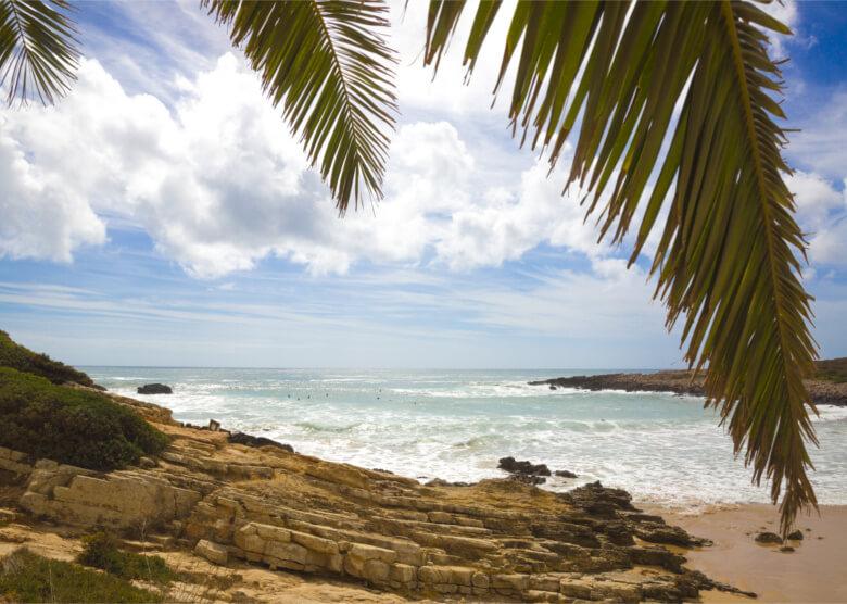 Gilt noch als Geheimtipp: der Strand von Ingrina