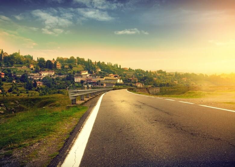 Roadtrips im April: Italien