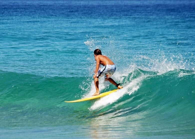 Puerto Escondido ist ein Traum für Surfer