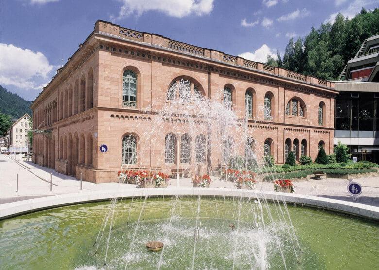 Palais Thermal Bad Wildbad