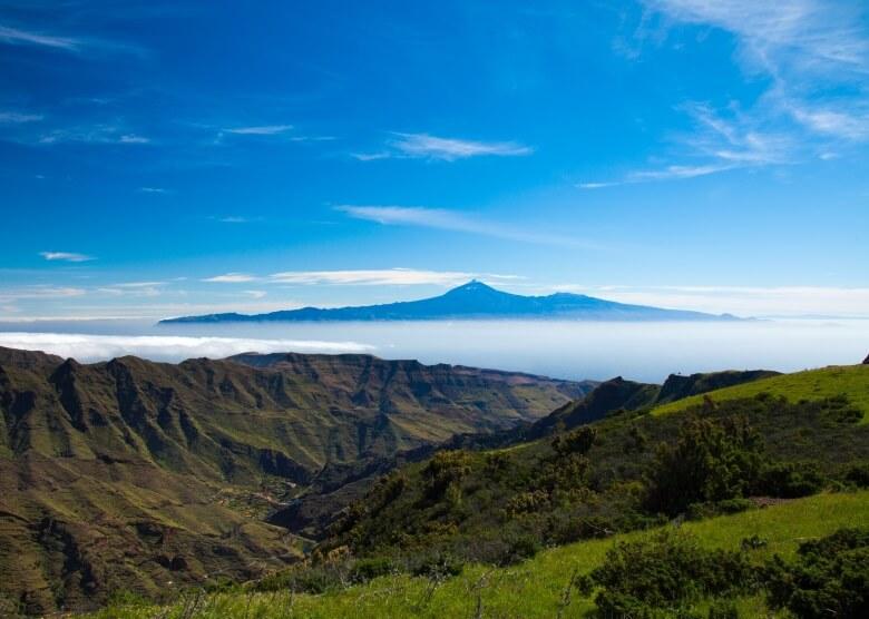 Traumhafte Natur auf La Gomera