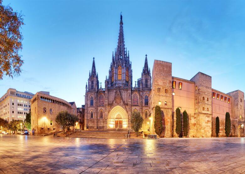 Die gotische Kathedrale La Seu