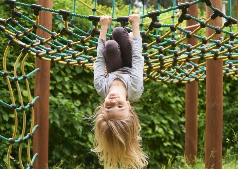 Viel Spaß für kleine Abenteurer im Wildfreizeitpark Oberreith
