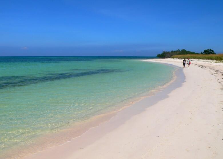 Strand von Cayo Jutias