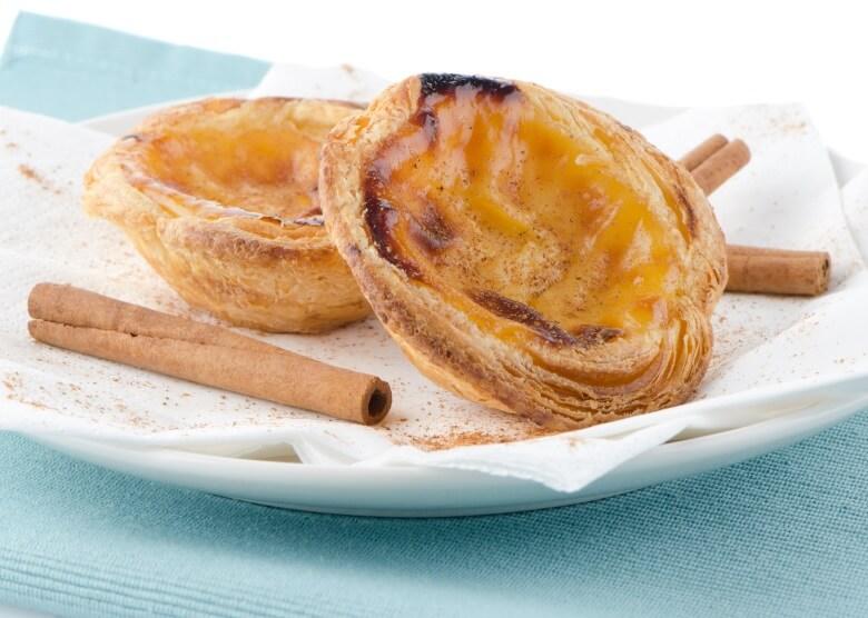 Pastéis de nata sind in ganz Portugal beliebt