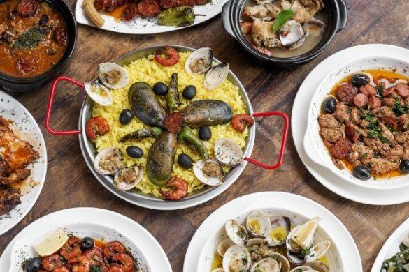 Portugiesisches Essen, das Sie probiert haben müssen