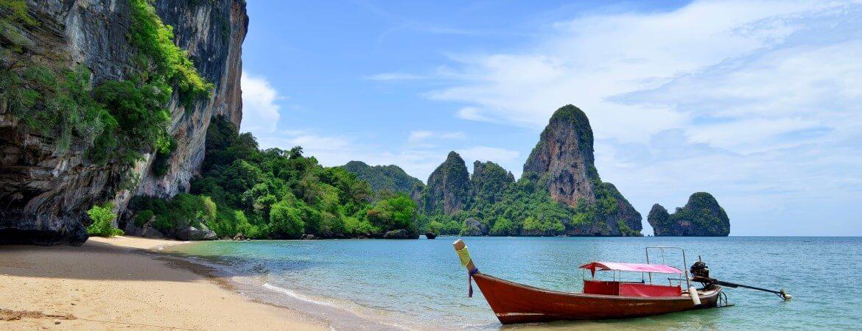 Tonsai Beach in Thailand
